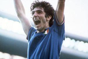 Paolo Rossi - Quả bóng Vàng kỳ lạ nhất lịch sử