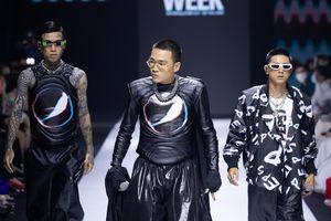 NTK Nguyễn Tiến Truyển ra mắt BST 'The new black - Pepsi Collection'