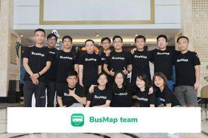Ứng dụng Busmap giành Quán quân 'ITU Digital World Awards'