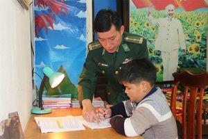 Một số hoạt động tiêu biểu của BĐBP trong tham gia phong trào học tập suốt đời ở khu vực biên giới