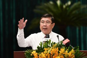 Chủ tịch TP.HCM Nguyễn Thành Phong nhận thêm nhiệm vụ