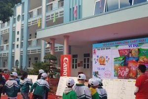 Học sinh Bắc Giang chung tay hành động vì môi trường
