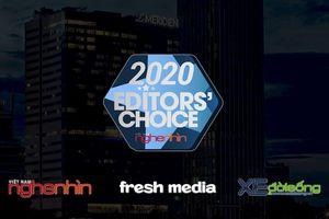 Khởi động Editors' Choice Awards - Bình chọn sản phẩm công nghệ nổi bật năm 2020