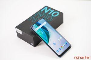 Đập hộp Oneplus Nord N10 5G, smartphone 5G giá 8 triệu đồng