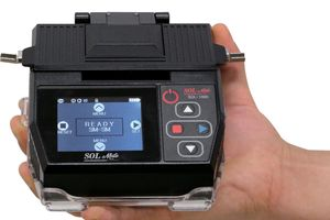 Soltech giới thiệu các thiết bị mạng thông tin quang