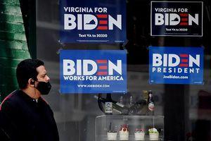 Ban chiến dịch của ông Joe Biden chi trung bình 13 USD cho mỗi lá phiếu