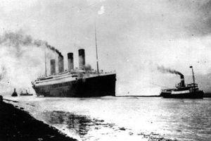 Ảnh chưa từng công bố về tàu đắm Titanic
