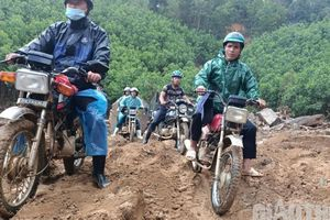 Chủ tịch Quảng Nam 'lệnh' sửa đường trong tình huống khẩn cấp