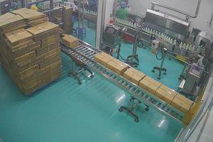 Công ty Cổ phần thương mại thiết bị y tế Vĩnh Phúc nói gì về 2 lô nước muối vừa bị thu hồi?