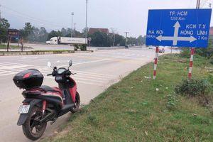 Người đầu tiên hành trình xuyên Việt bằng xe máy điện