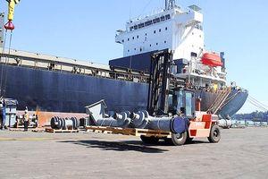 Doosan Vina xuất kết cấu lò hơi CFB đến nhà máy điện sinh khối Sodegaura, Nhật Bản