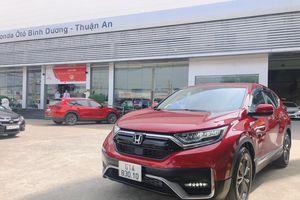 Cảm nhận của lái mới về hệ thống an toàn Honda Sensing trên CR-V 2020