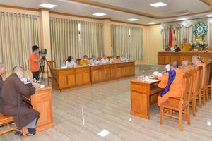 Bạc Liêu : BTS triển khai tổ chức Đại hội Phật giáo cấp huyện