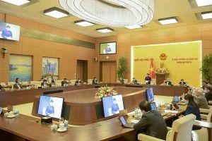 Ủy ban Thường vụ Quốc hội thảo luận về Dự án Luật Phòng, chống ma túy (sửa đổi)