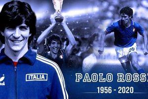 Paolo Rossi, 'kẻ hành quyết' làm thay đổi tiến trình bóng đá