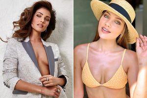 Nhan sắc nóng bỏng của Á hậu Nam Phi bất ngờ được thay thế Hoa hậu đi thi Miss Universe
