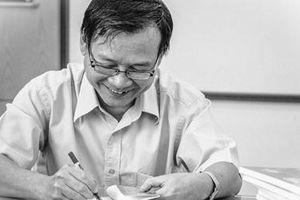 Nhà văn Nguyễn Nhật Ánh và 54 cú lắc có một không hai