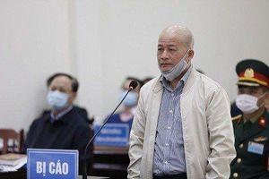 Cựu Đô đốc Nguyễn Văn Hiến được giảm 6 tháng tù