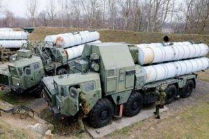 'Rồng lửa' S-300 xuất hiện trong cuộc tập trận của NATO