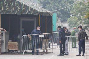 An ninh thắt chặt tại phiên tòa xử ông Nguyễn Đức Chung