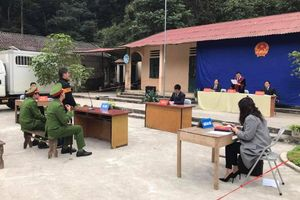 Hà Giang: Mua ma túy về để dùng và bán cho con nghiện lĩnh án 4 năm tù