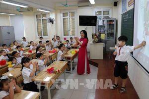 Năm 2021, Hà Nội tăng thêm 85 trường công lập đạt chuẩn quốc gia