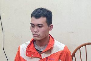 Khởi tố, bắt tạm giam kẻ cầm dao đâm gục rồi trói bảo vệ cửa hàng Thế giới di động cướp điện thoại