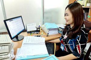 Tăng cường xử lý văn bản, hồ sơ trên môi trường điện tử