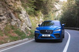 Jaguar F-PACE SVR thế hệ mới trình làng với nhiều cải tiến vượt bậc