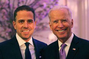 Vì sao con trai ông Biden bị điều tra thuế?
