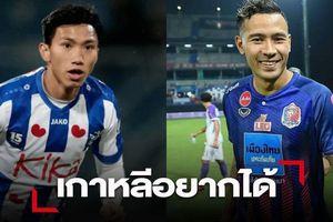 CĐV muốn đội vô địch Hàn Quốc chọn hậu vệ Thái Lan hơn Đoàn Văn Hậu