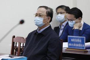 Y án 20 năm tù với Út 'trọc', giảm 6 tháng tù cho cựu đô đốc Nguyễn Văn Hiến