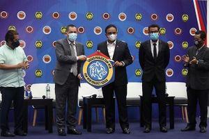 Bóng đá Malaysia khởi động dự án cho Olympic Paris 2024