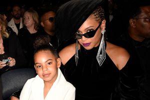 Con gái 8 tuổi của Beyoncé được đề cử giải Grammy