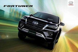 Toyota Fortuner 2021 động cơ V6 4.0L từ 755 triệu đồng