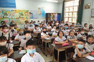 Sĩ số lớp học quá đông, rất khó để đạt được mục tiêu của chương trình mới