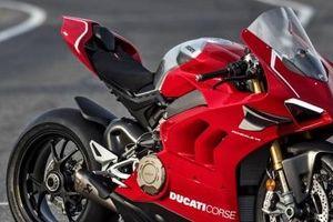 Giá xe Ducati tháng 12/2020: Panigale V2 giá 615 triệu đồng chính thức về Việt Nam