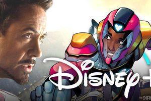Iron Man của Robert Downey Jr. chính thức bị thay bởi người đẹp da màu
