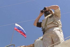 Nga xác nhận hiện diện quân sự ở Cao nguyên Golan