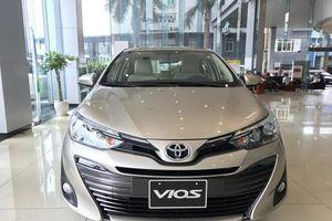 TOP 5 mẫu xe bán chạy nhất thị trường tháng 11