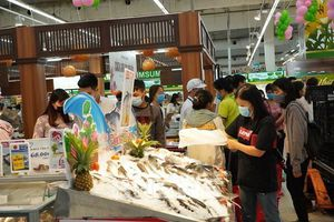 Central Retail Việt Nam đưa nhiều mặt hàng OCOP vào siêu thị GO / BigC