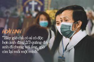 Chạnh lòng câu nói của NSƯT Hoài Linh trong tang lễ của cố nghệ sĩ Chí Tài