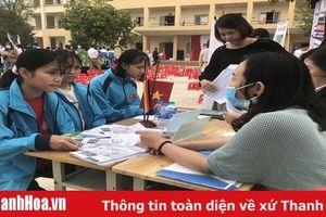 Phiên giao dịch việc làm cho học sinh, sinh viên, người lao động TP Thanh Hóa