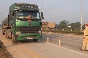 Vĩnh Phúc: Đồng loạt ra quân xử lý 'xe vua' sau phản ánh của Báo Giao thông