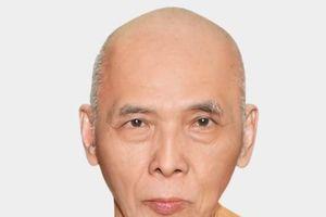 Trưởng lão HT.Giác Phúc viên tịch tại PV Minh Đăng Quang