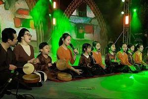Liên hoan trình diễn di sản văn hóa phi vật thể thành phố Hà Nội