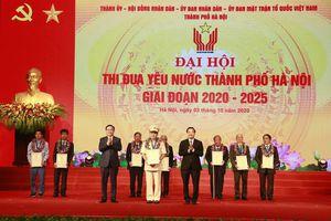 Hà Nội tổ chức phong trào thi đua bám sát nhiệm vụ chính trị