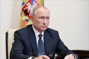 Quan chức Nga phải công bố các tài sản số