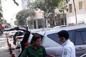 TPHCM giao Thanh niên xung phong quản lý, thu phí đỗ xe ô tô trên đường