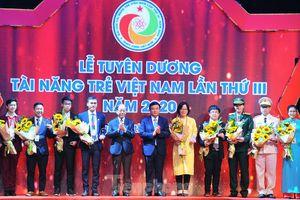 Toàn cảnh Đại hội Tài năng trẻ Việt Nam lần thứ III, năm 2020